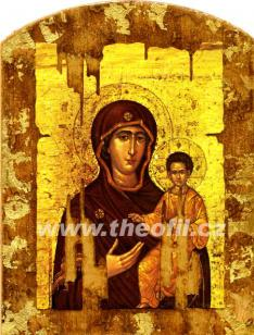 Ikona Panny Marie 1101-01