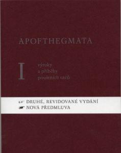 Apofthegmata I.