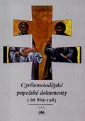 Cyrilometodějské papežské dokumenty z let 869-1985