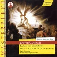 Easter Cantatas (4CD)