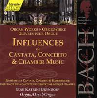 Influences of Cantata, Concerto and Chamber Music